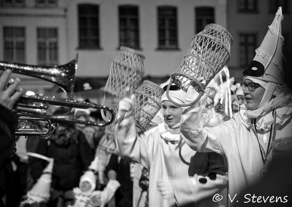 2017 - Carnaval de Binche final - 28-02-17 - 10