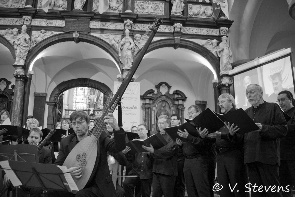 Ensemble Vincentii Cantores - Collegiale Soignies